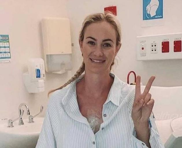 Jade Vercoe chose to remove both breasts rather than live with the threat of a cancer diagnosis....