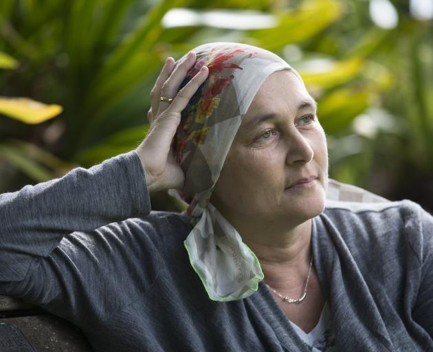 Helen Kelly, pictured in April 2016. PHOTO: THE NEW ZEALAND HERALD