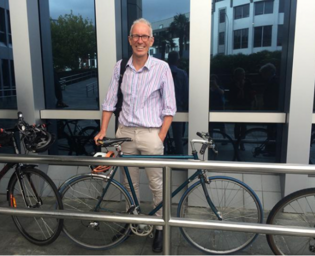 Professor Alistair Woodward says utes and vans cause congestion by taking up more space on city...