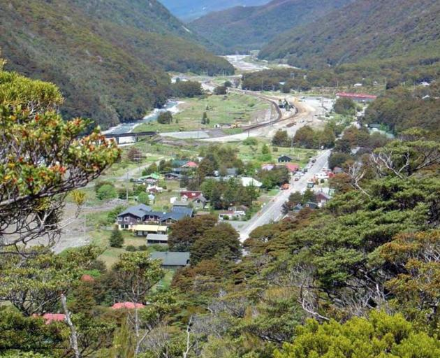 A new report suggests transforming Arthur's Pass village into an alpine resort town to broaden...