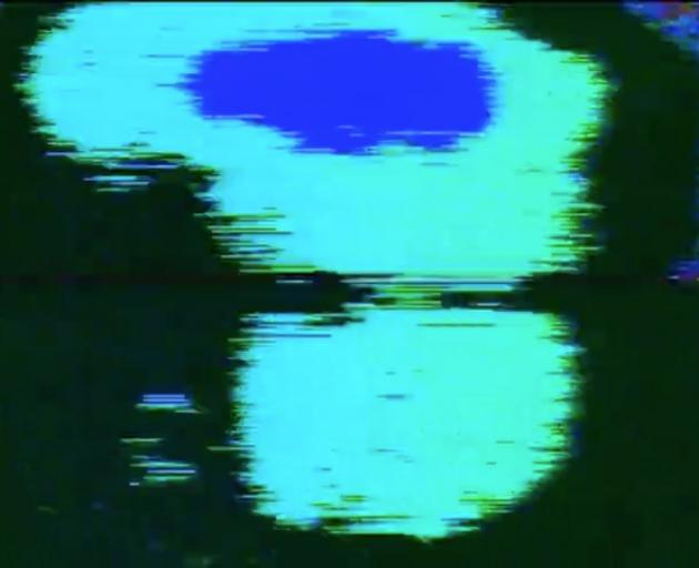 A still from TheVisualMusicProject, by Michael Nicholson
