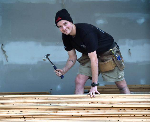Dunedin builder Ryan Whitburn placed third in the national apprentice challenge at the weekend....