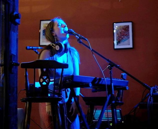 Calla headlines Music For People next week. PHOTO: SUPPLIED