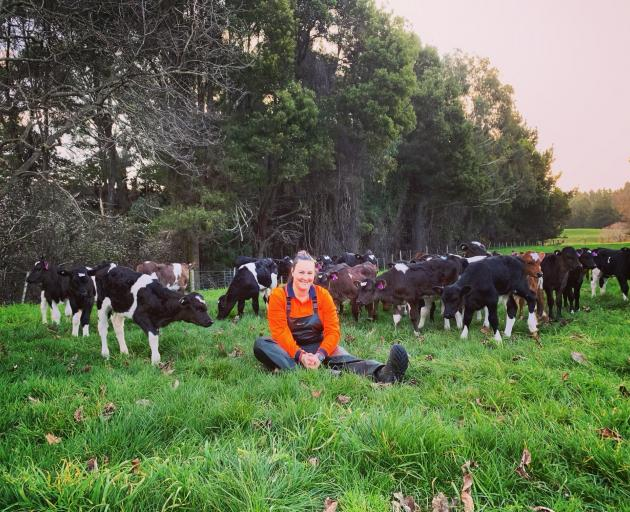 Rebecca Green, of Cheviot, is keen to support rural communities. PHOTO: SUPPLIED