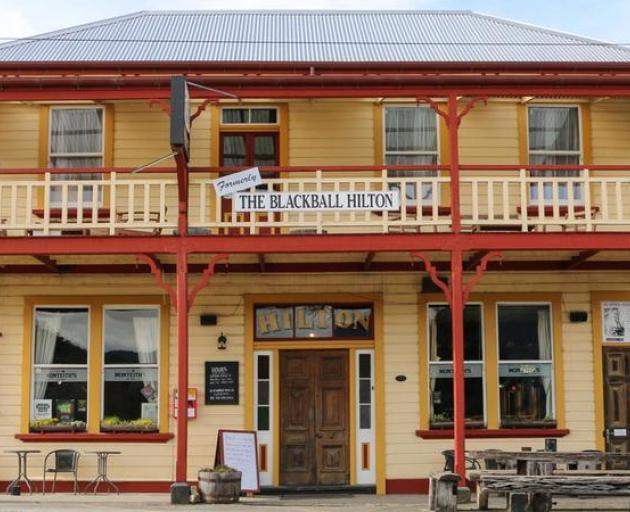 Blackball's Inn. Photo: Blackball's Inn
