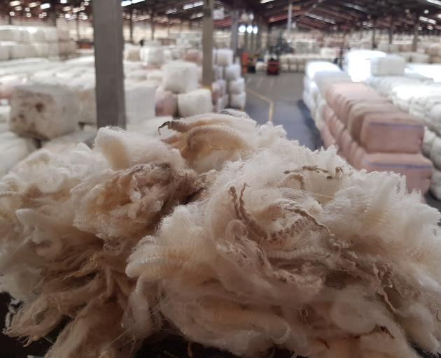 If plastics were replaced with naturally produced fibres, such as wool, what kind of innovation...