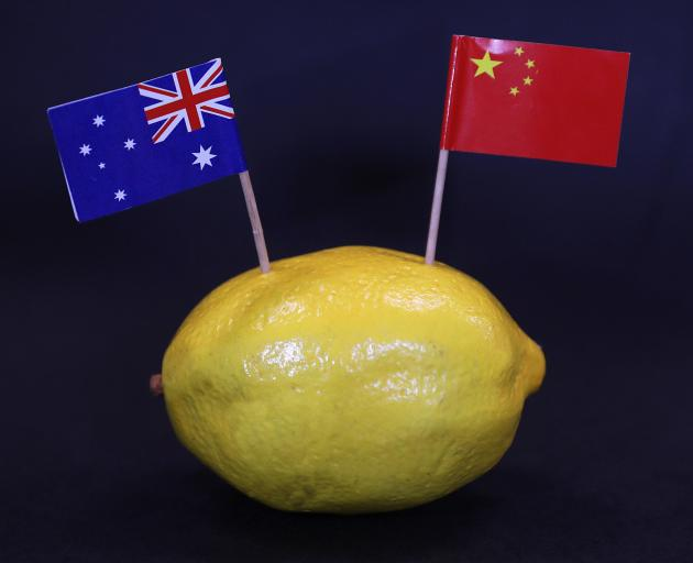 Tensions between Australia and China have escalated since 2017 and worsened after Canberra called...
