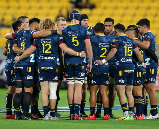 The Highlanders have been hard hit by injury this year. Photo: Getty Images
