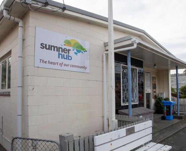 Sumner Hub.  Photo: Geoff Sloan