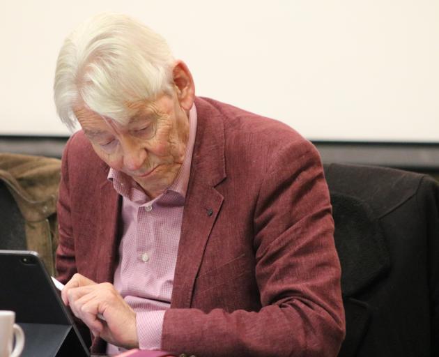 Waitaki district councillor Jim Hopkins says provincial New Zealand has been neglected. PHOTO:...