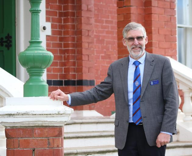 St Kevin's College principal Paul Olsen is stepping down from the school at the end of the year,...