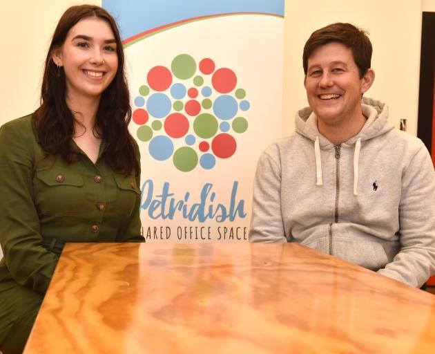 Petridish community organiser Carrie-Ann McEwan and founder Jason Lindsey mark five years of...