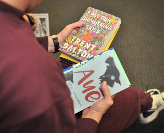 The winner and writers who were highly commended received a literary prize haul to spark further...
