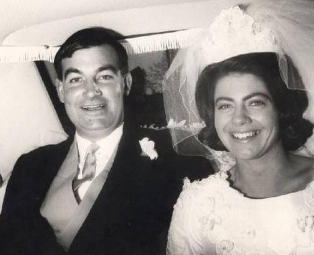 Harvey and Jeanette Crewe were shot dead in their Pukekawa farmhouse in June 1970. Photo: Supplied