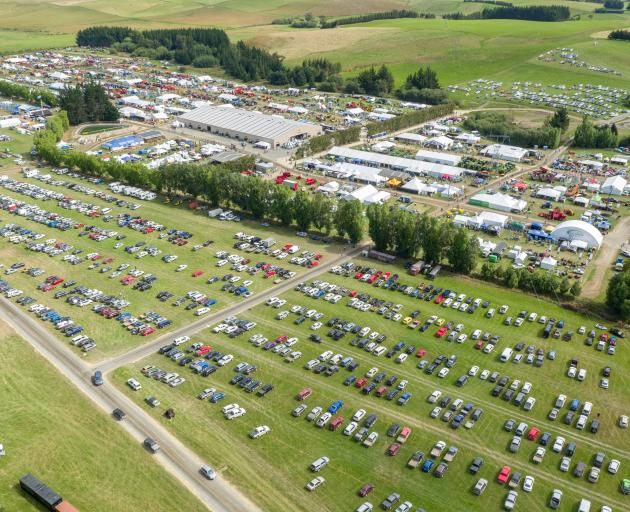 The 2018 Southern Field Days start today, with exhibition space full and a great turnout of...