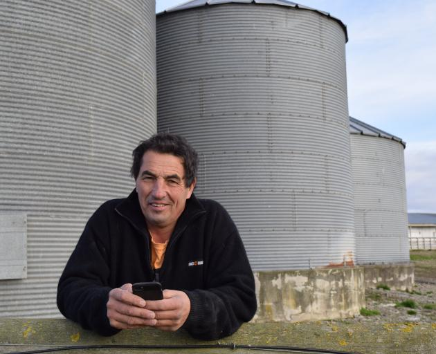 Kevmarc Farms owner Ian Carter wants an even playing field for pork producers. PHOTO: SHAWN MCAVINUE
