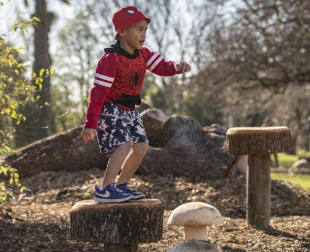 The Fungi Farm is on the corner of Evelyn Cousins Ave and River Rd in Richmond. Photo: Newsline /...
