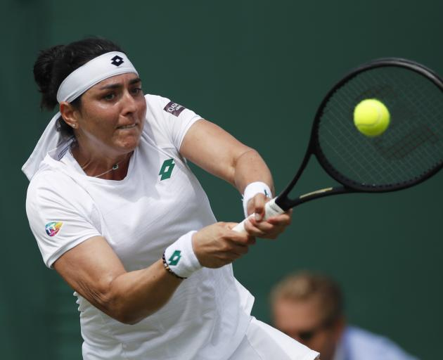 Ons Jabeur has endeared herself to the Wimbledon crowds with a wily game full of variety but also...