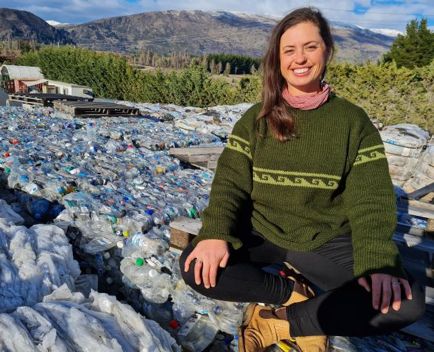 Power balladeer Anna Van Riel, of Hawea Flat, has released a new song and music video to promote...