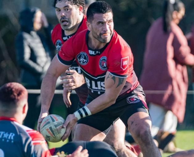 Sean Spooner in action. Photo: Canterbury Rugby League / Facebook