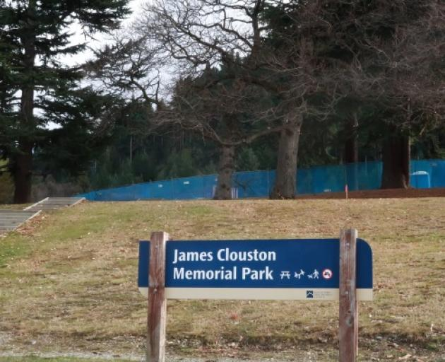 Queenstown's council's hoping to have a 200-space pop-up park at its Lakeview site operating...