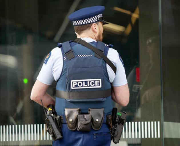 Police Minister Poto Williams is worried the general arming of police would change the...