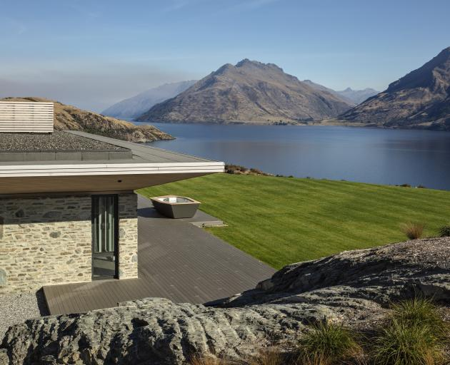 This Jacks Point home was the supreme winner at the recent Master Builders' southern regional...