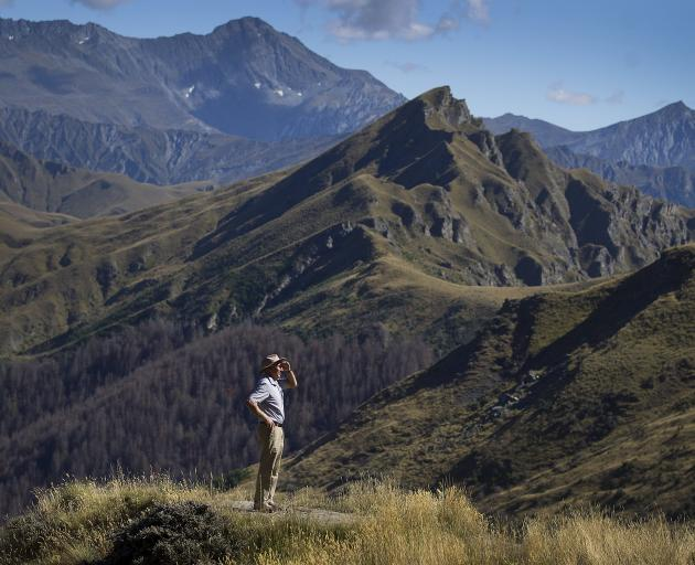 Private New Zealand landowners line up to protect environmental values through QEII Trust...