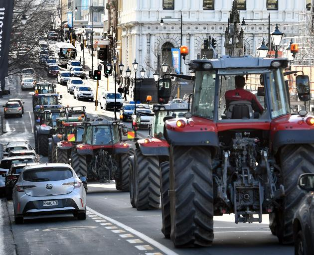 As a rule, farmers stay beneath the radar, unseen and unheard, going about their business...