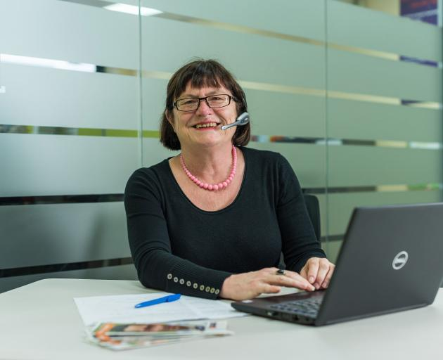 Holloway is now the awareness and advocacy manager for Arthritis New Zealand. PHOTOS: SUPPLIED