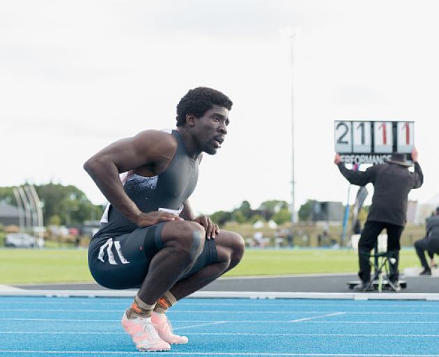 Eddie Osei-Nketia. Photo: Getty Images
