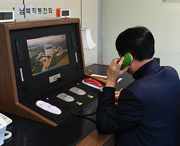 The hotlines are a rare tool to bridge the two Koreas, but it's unclear whether their...