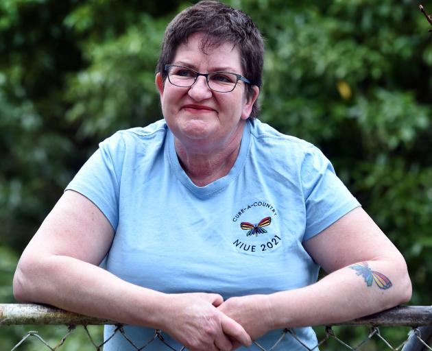 Global Health New Zealand project director Hazel Heal is thrilled at Niue's hepatitis testing...