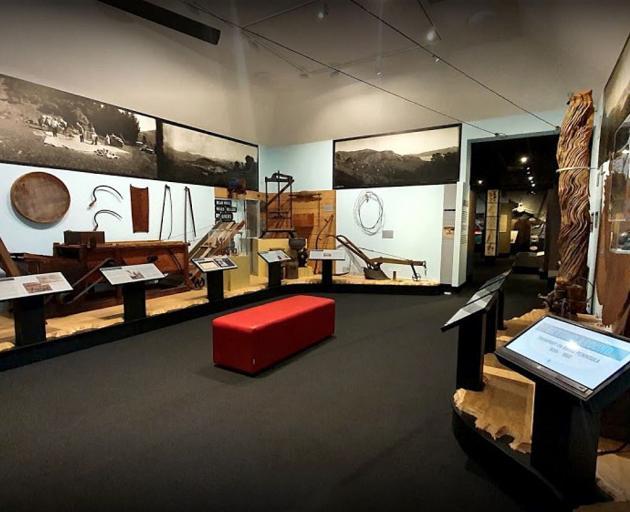 Akaroa Museum. Photo: Supplied