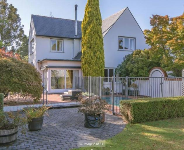 This house at 14 Waiwetu St, Fendalton, is destined to be replaced by a new multi-million dollar...