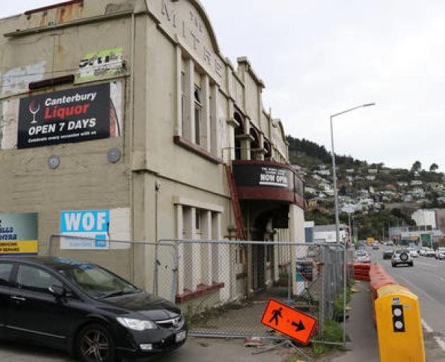Residents are worried Lyttelton will not be ready for the SailGP next year, especially with The...
