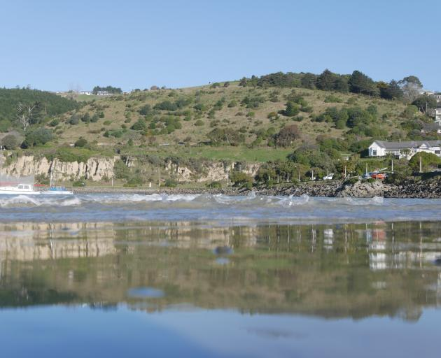 The Waitaki District Council is re-examining the future of Forrester Heights in Oamaru. PHOTO:...