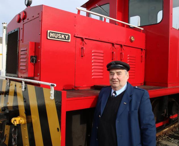 Oamaru Steam and Rail restoration society former engineer John Paul spent the best part of five...