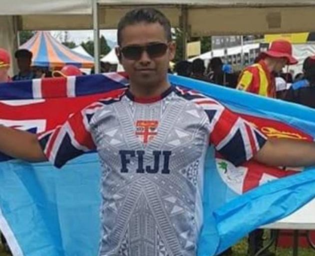Faiz Ali was killed in Christchurch in February. Photo: Supplied