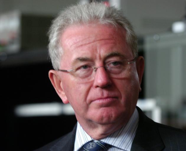 Sir Michael Cullen. PHOTO: CRAIG BAXTER