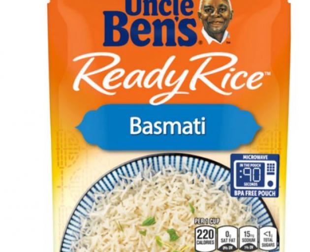 Pre-cooked 90 second rice is a lifesaver on busy days. Photo: Supplied