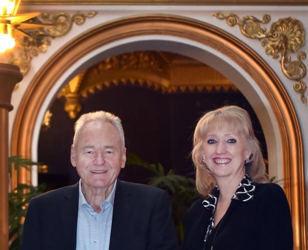 Grand Casino chairman Geoff Thomas and chief executive Dominique Dowding are confident it will...