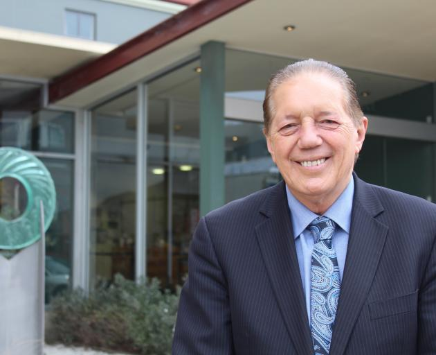 Long-time Invercargill Mayor Tim Shadbolt said this year's mayoral race with Tom Conroy was his...