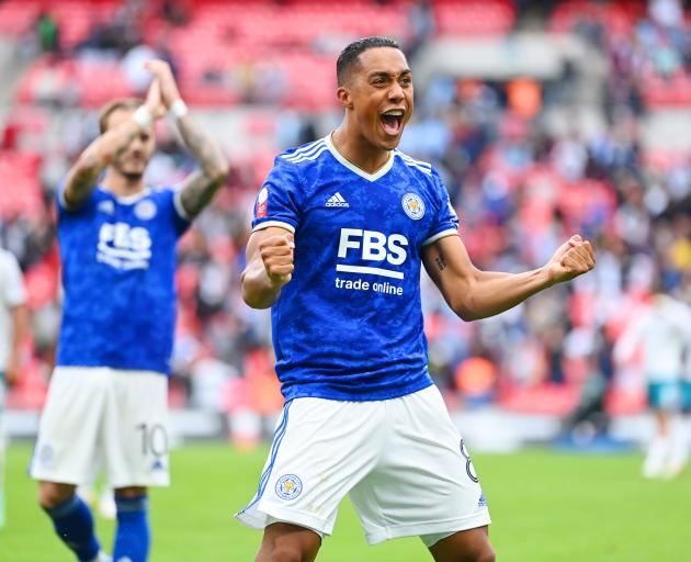 Youri Tielemans just seems to get better and better. Photo: Getty Images