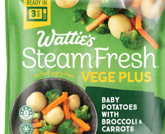 Frozen vegetables are just as nutritious as fresh so it makes sense to stock the freezer. Photo:...