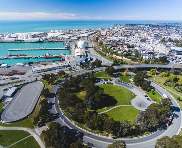 Timaru has reached a record-breaking 30.6C today. It's the highest April temperature since...