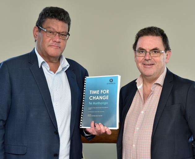 The Southern District Health Board's Maori health directorate, chief Maori health strategy and...