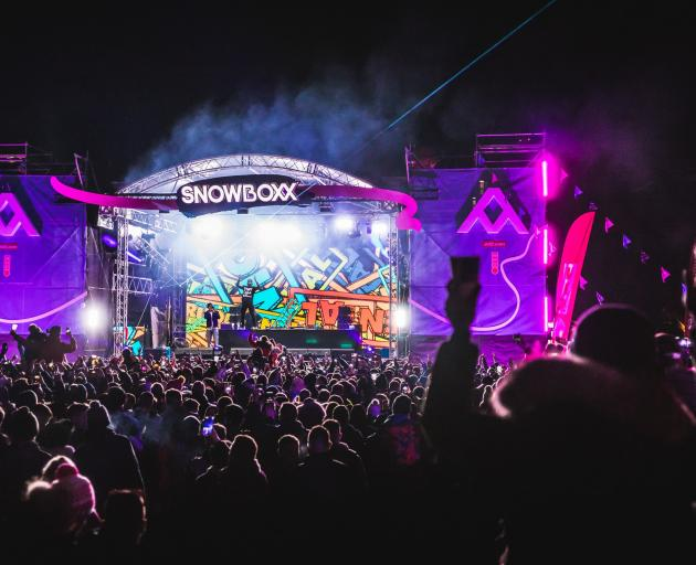 One of Europe's biggest winter music festivals is heading down under to Treble Cone skifield and...