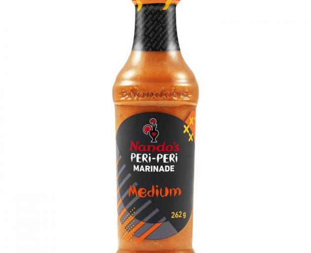 If you like things a little spicy ty the Nandos peri peri range on some chicken wings. Photo:...