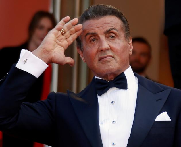 Sylvester Stallone found fame with 1976 Oscar-winning boxing film Rocky, and soon became one of...